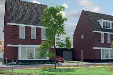 2 vrijstaand geschakelde woningen