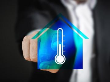 Zo kan een warmtepomp een huis verwarmen