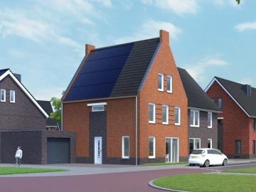 Start verkoop 44 vrije sector woningen in Dijkstraten