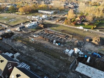 Start bouw 61 woningen Dijkstraten