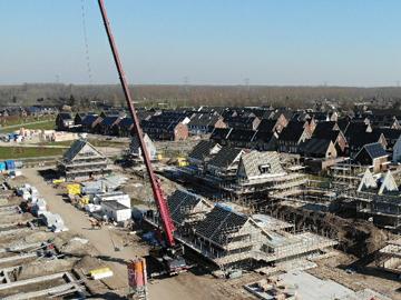 Update: bouw 44 woningen